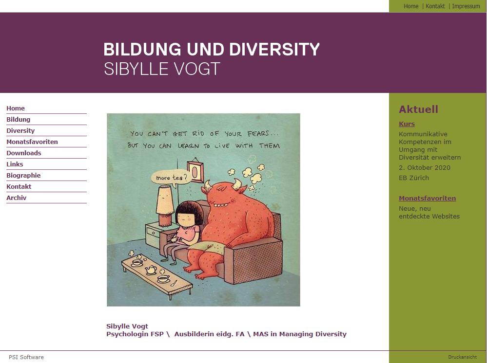 Bildung und Diversity