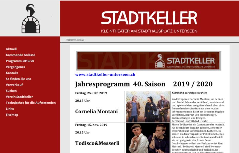 Stadtkeller Unterseen