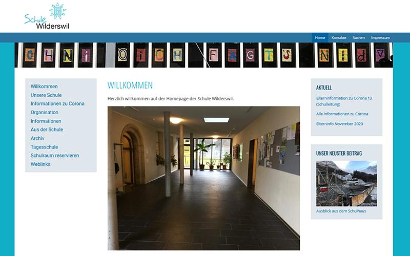 Schule Wilderswil
